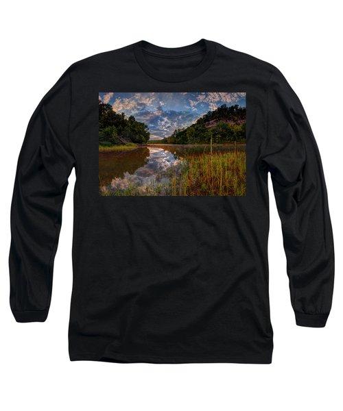 Meramec River  Long Sleeve T-Shirt