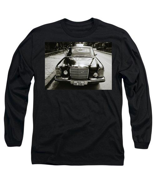 Mercedez Benz Long Sleeve T-Shirt