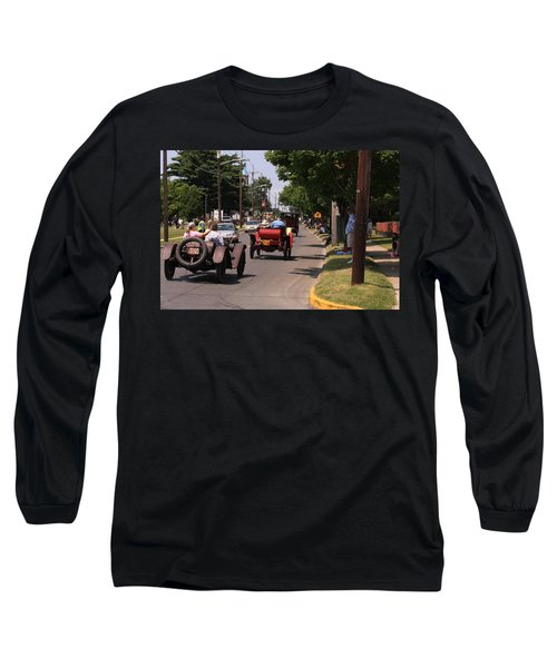 Mercers On Parade Long Sleeve T-Shirt