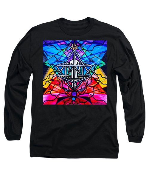 Merkabah Long Sleeve T-Shirt