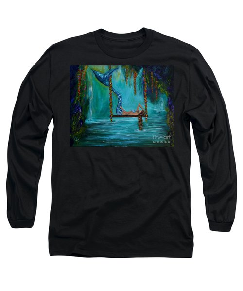 Mermaids Tranquility Long Sleeve T-Shirt