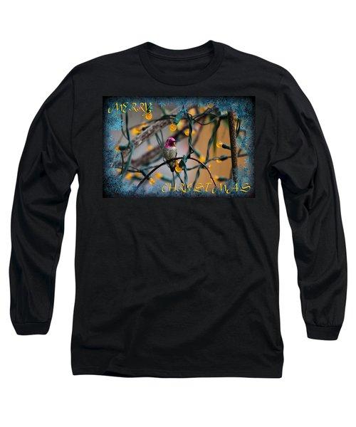 Merry Christmas Hummer Long Sleeve T-Shirt