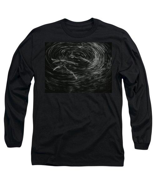 Mesmerized Long Sleeve T-Shirt by Sandra LaFaut