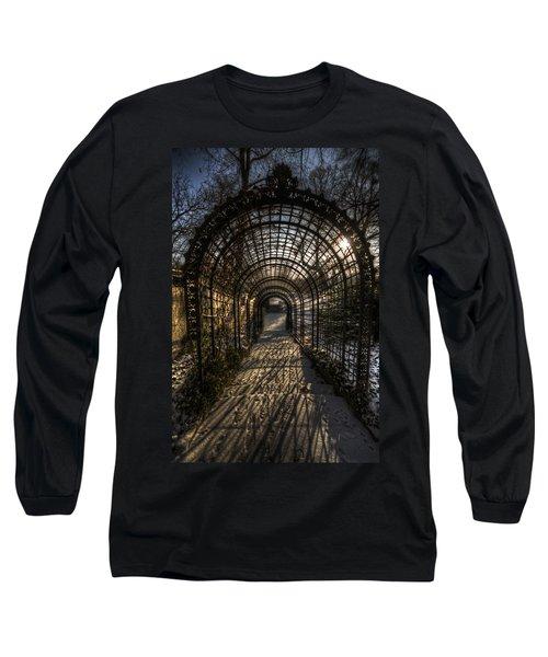 Metal Garden Long Sleeve T-Shirt