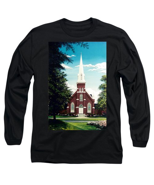 Methodist Church Long Sleeve T-Shirt