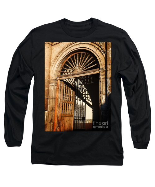 Mexican Door 27 Long Sleeve T-Shirt