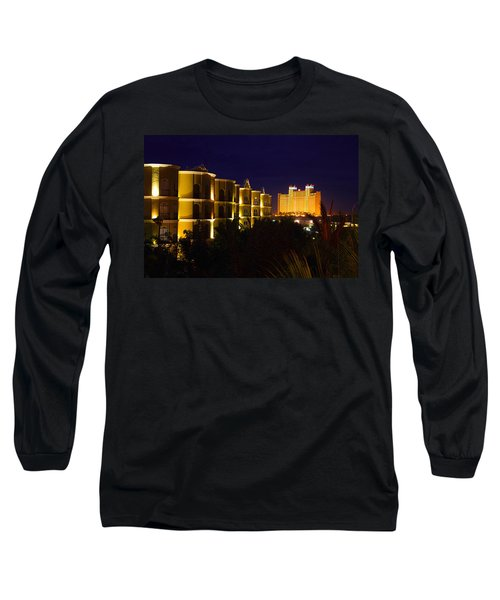 Mexico Nights Long Sleeve T-Shirt