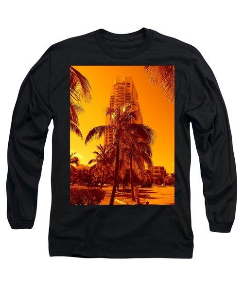 Miami South Pointe Iv Long Sleeve T-Shirt