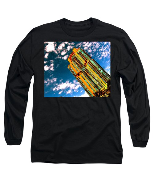 Miami South Pointe Highrise Long Sleeve T-Shirt