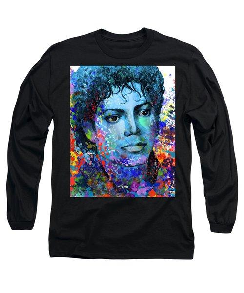 Michael Jackson 14 Long Sleeve T-Shirt