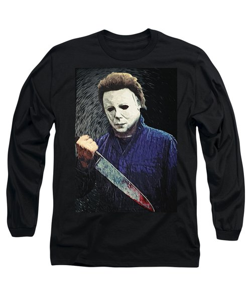 Michael Myers  Long Sleeve T-Shirt