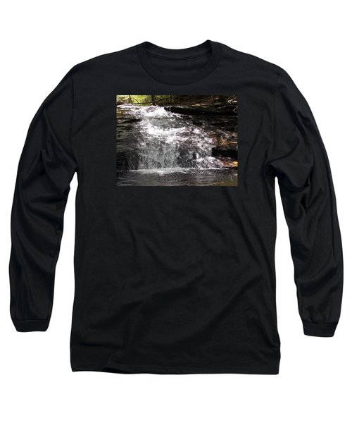 Middle Chapel Brook Falls Long Sleeve T-Shirt