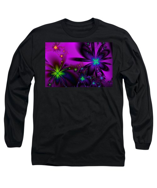 Midnight At The Oasis Long Sleeve T-Shirt