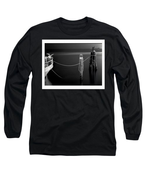Midnight Calm Long Sleeve T-Shirt