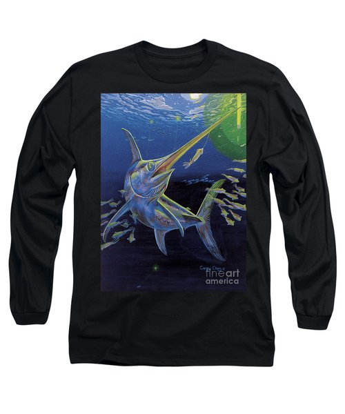 Midnight Encounter Off0023 Long Sleeve T-Shirt