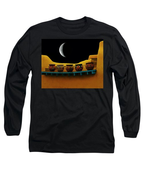 Midnight In Taos Long Sleeve T-Shirt