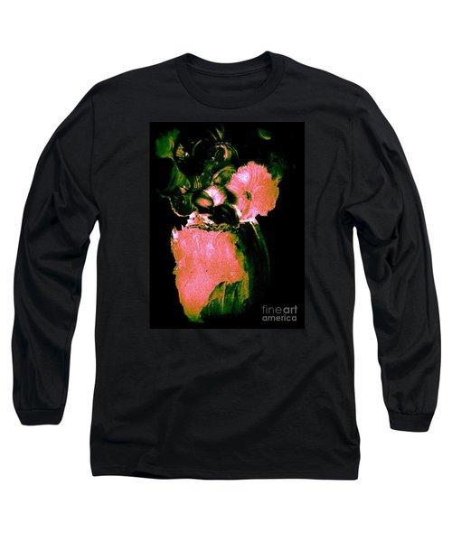 Midnight Visit Long Sleeve T-Shirt by Bill OConnor