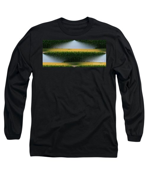 Midwest Gold Long Sleeve T-Shirt