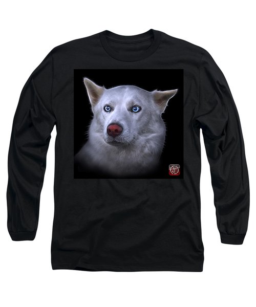 Mila - Siberian Husky - 2103 - Bb Long Sleeve T-Shirt