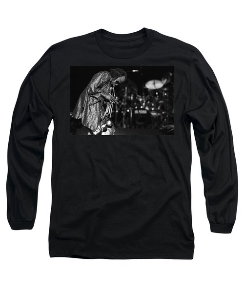 Miles Davis 1 Long Sleeve T-Shirt