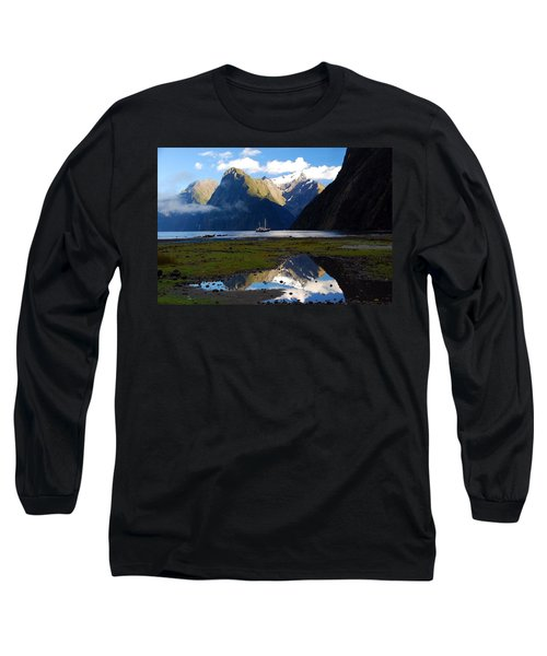 Milford Sound Long Sleeve T-Shirt