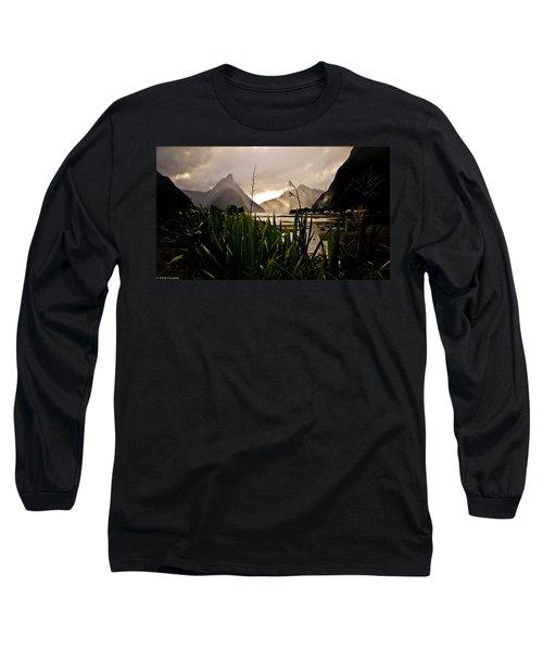 Milford Sound Long Sleeve T-Shirt