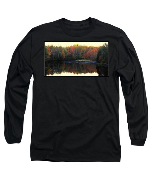 Mill Damm Long Sleeve T-Shirt by Jason Lees