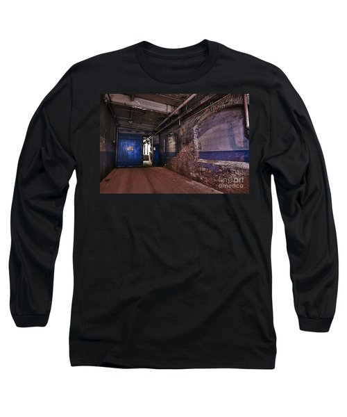 Long Sleeve T-Shirt featuring the photograph Mill Hall by Alana Ranney