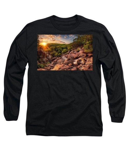 Mina Sauk Falls Long Sleeve T-Shirt