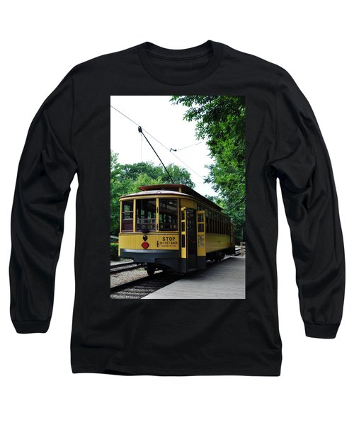 Minnesota Streetcar Museum Long Sleeve T-Shirt