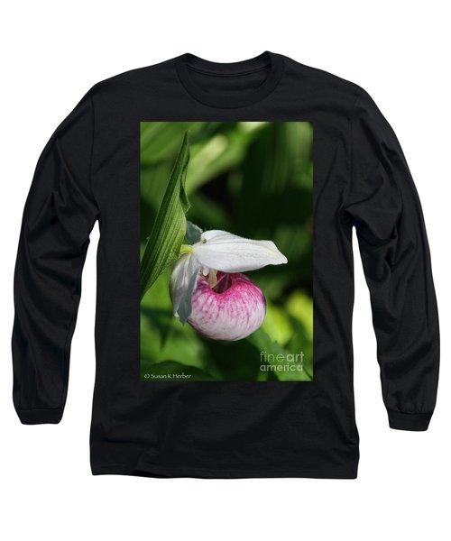 Minnesota's Wild Flower Long Sleeve T-Shirt