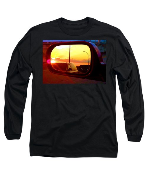 Mirror Sunset Long Sleeve T-Shirt