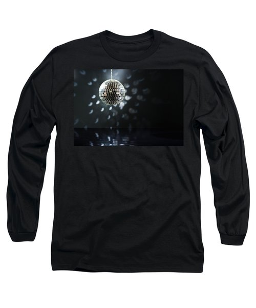 Mirrorball Long Sleeve T-Shirt by Ulrich Schade