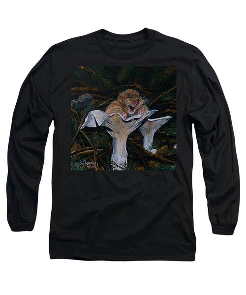 Mischievous Molly Long Sleeve T-Shirt