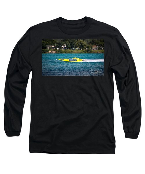 Miss Geico Long Sleeve T-Shirt