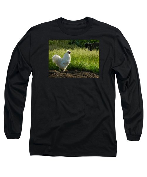 Mister Whitey Long Sleeve T-Shirt
