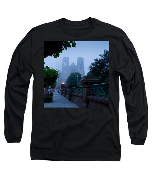 Misty Blues Long Sleeve T-Shirt