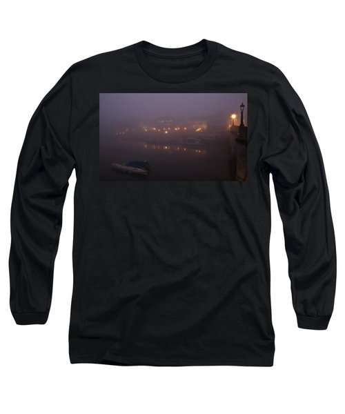Misty Richmond Upon Thames Long Sleeve T-Shirt by Maj Seda