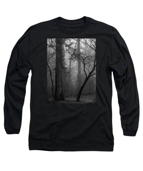 Misty Woods Long Sleeve T-Shirt