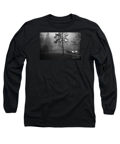 Moisture Long Sleeve T-Shirt by Steven Macanka