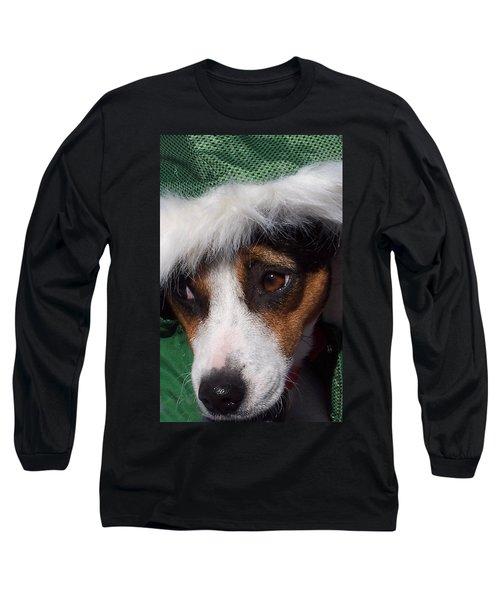 Mojo's New Holiday Coat Long Sleeve T-Shirt