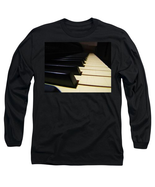 Long Sleeve T-Shirt featuring the photograph Moment Of Silence by Greg Simmons