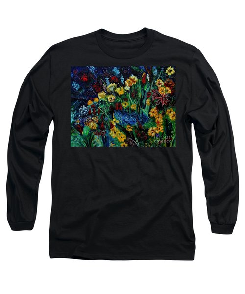 Moms Garden II Long Sleeve T-Shirt
