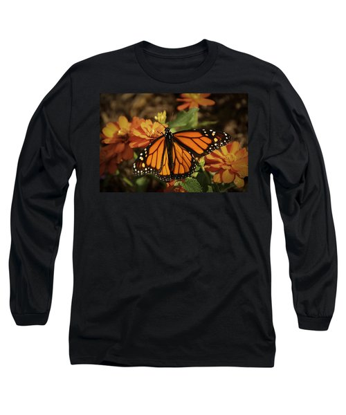 Monarch Spotlight. Long Sleeve T-Shirt