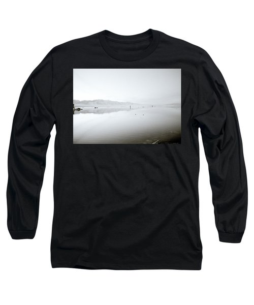 Mono Lake Serenity Long Sleeve T-Shirt by Shaun Higson