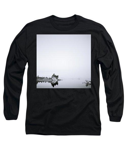 Still Waters Run Deep Long Sleeve T-Shirt by Shaun Higson
