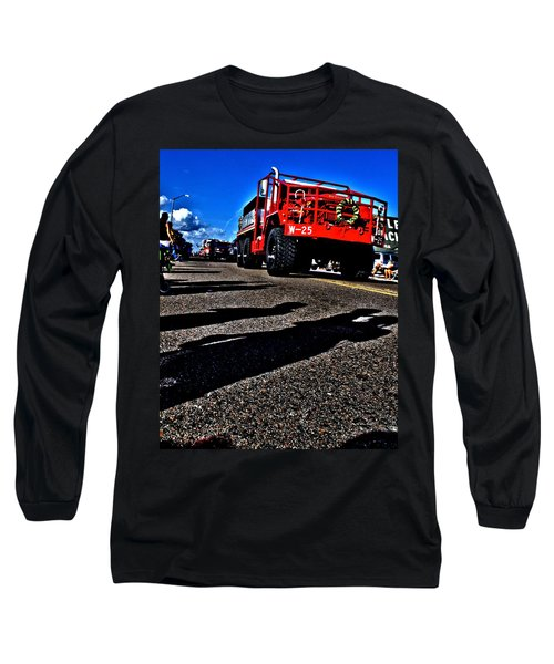 Monster Truck Long Sleeve T-Shirt