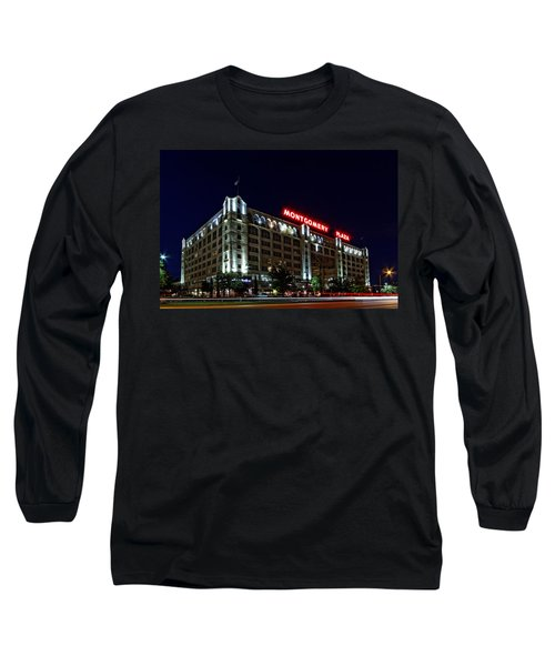 Montgomery Plaza Fort Worth Long Sleeve T-Shirt