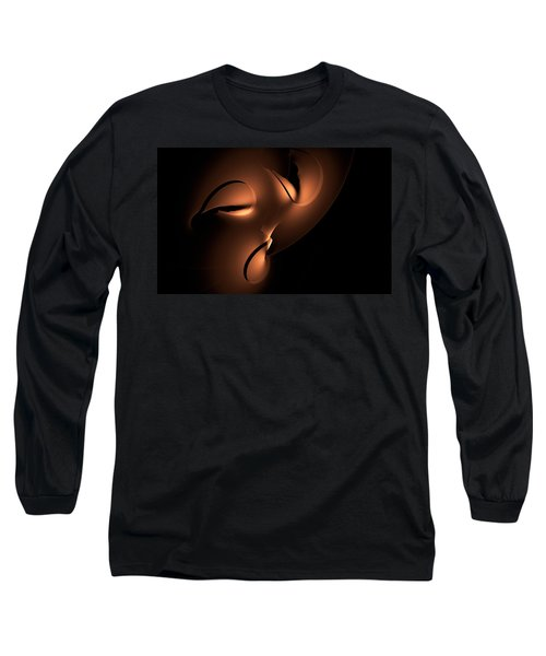 Moody Long Sleeve T-Shirt by GJ Blackman