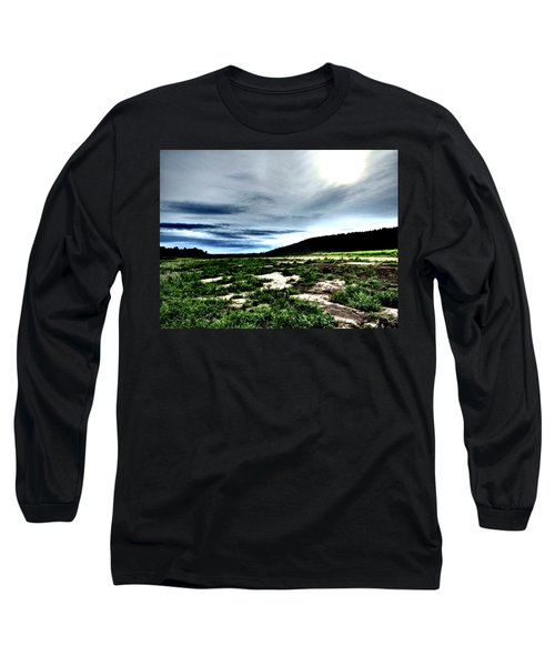 Moody Mother  Long Sleeve T-Shirt